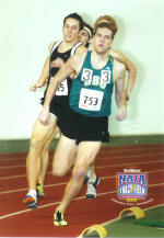 Dave Sitzer at NAIA Champs