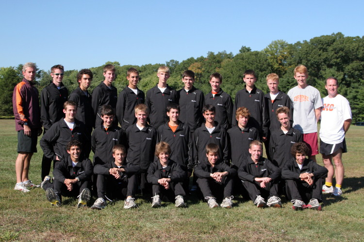 Cross Country Team, 2007