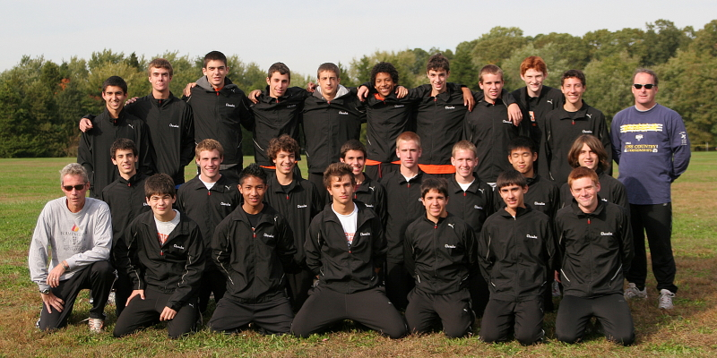 Cross Country Team, 2009