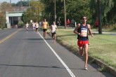 Marc Pelerin 1000m from finish