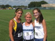 Sophomore Girls Top Three