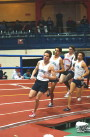 Marc follows Bobby Curtis at Armory