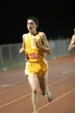 Rob Roselli in the 3200m