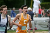 Rob Roselli in the 1600m