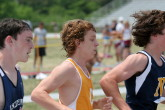 Chris Applegate in the 3200m