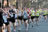 Joe Halin at Haddonfield Adrenaline 5K
